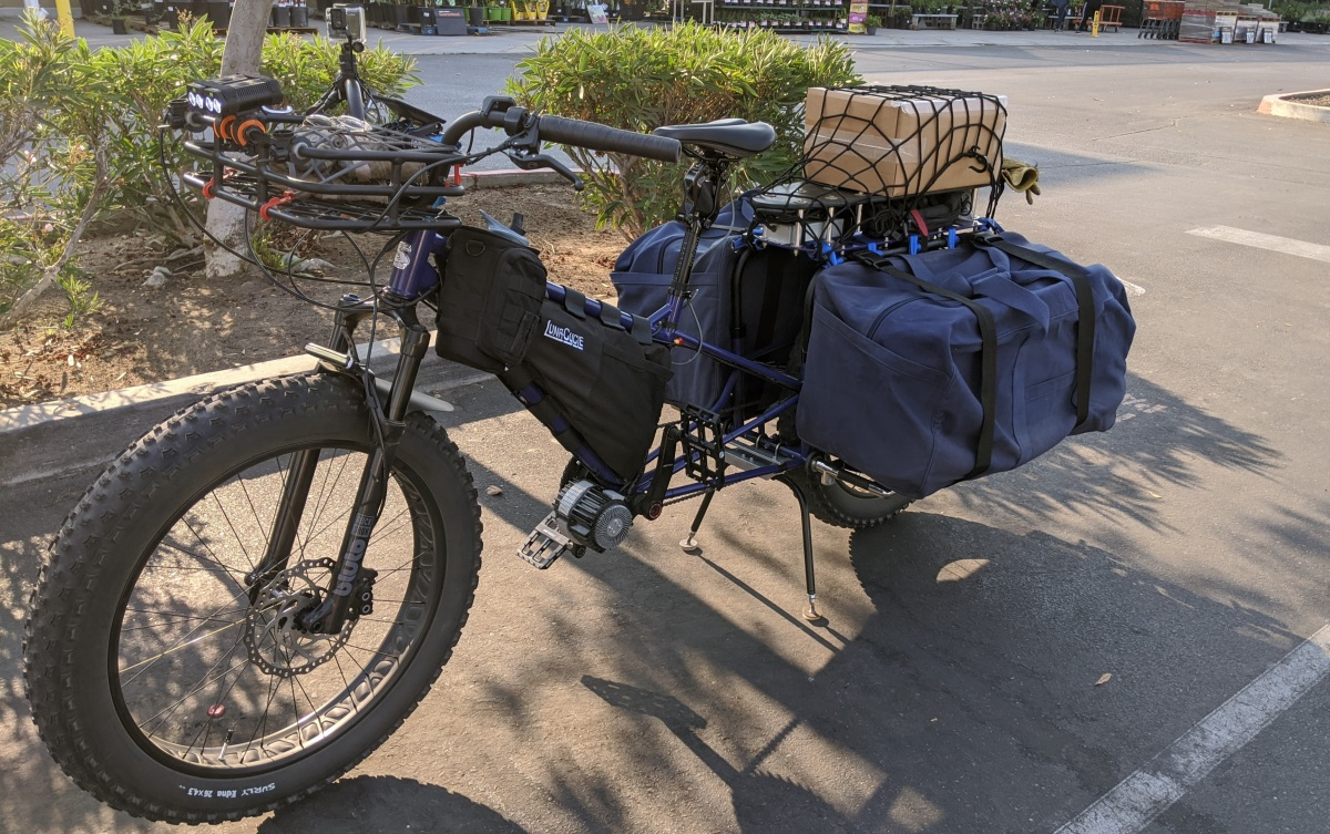 Great Big Bags 2.0 – 138L (each) Panniers… Seriously?!