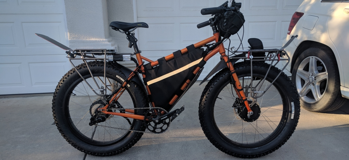 Dual Motor AWD Electric Bikes – Case Study:  Twin Geared Hub Commuter
