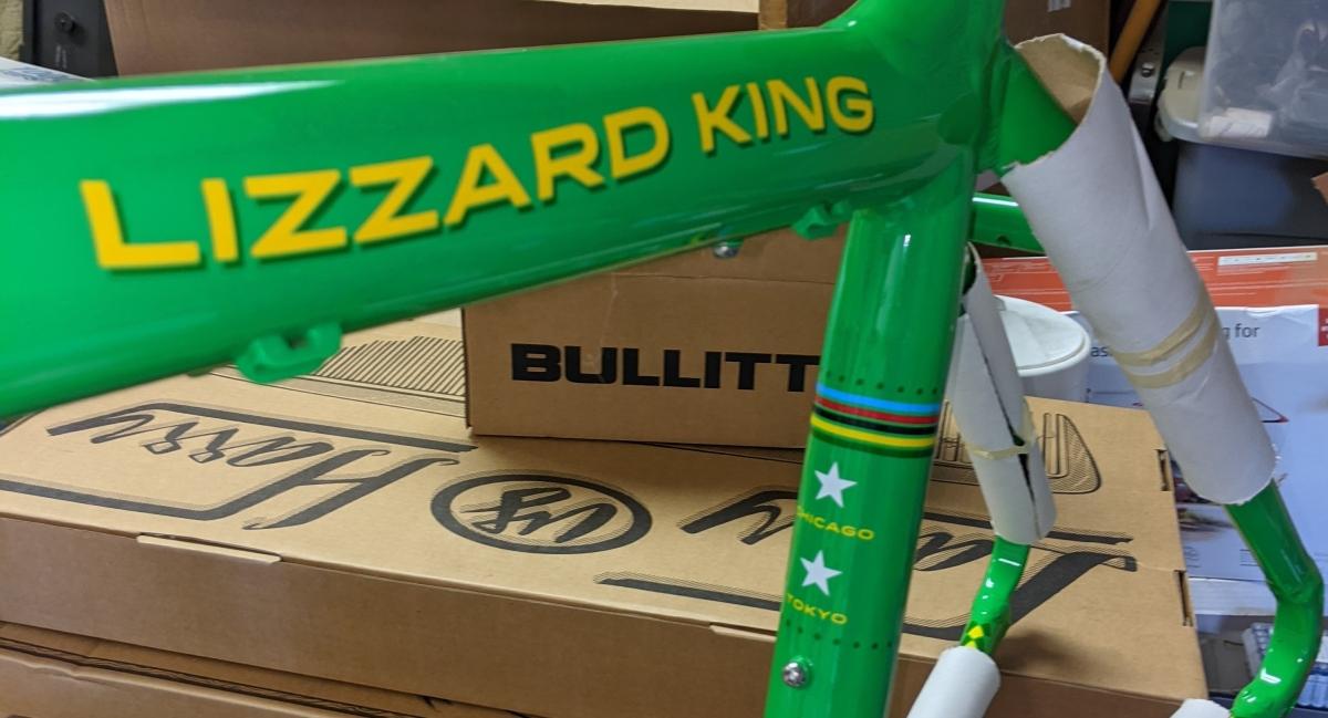 The Bullitt, by Larry vs. Harry – Cargo BikeBuild